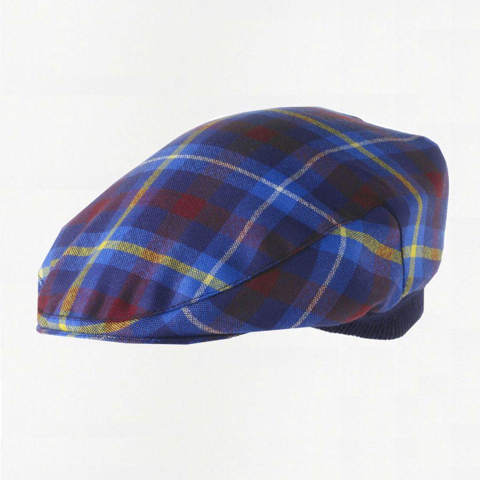 Традиционный шотландский головной убор (100% шерсть)